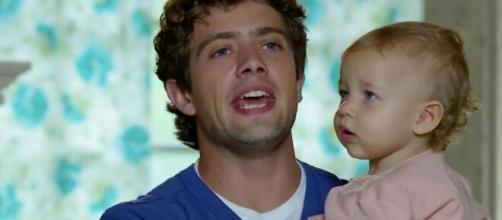 Rodrigo e Júlia em 'A Vida da Gente'. (Foto: Globo).