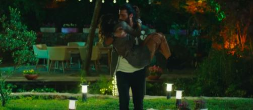 DayDreamer, episodio 15 aprile: Sanem, per sbaglio, dice a Mevkibe di aver baciato Can.