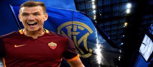 Inter, Conte vorrebbe un attaccante: nel mirino ci sarebbe nuovamente Dzeko.
