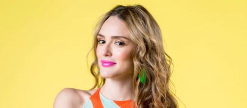 Isabelle Drummond faz 27 anos (Reprodução/Rede Globo)