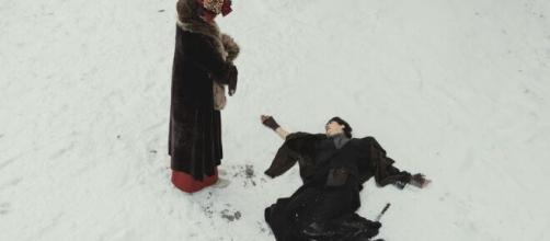 Una vita, anticipazioni Spagna: Ursula uccisa da Becerra con un'arma da fuoco.