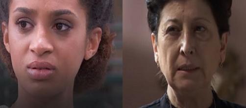 Una vita, spoiler al 25/04: Marcia minacciata da Andrade, Genoveva offre denaro a Ursula.