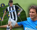 L'Inter potrebbe trattare De Paul e Musso.