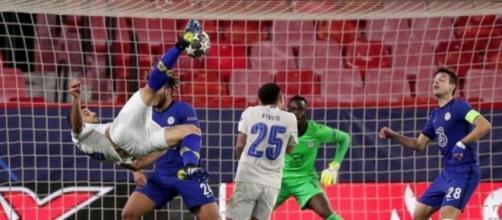 Le but de Porto fait le buzz - photo capture d'écran vidéo Twitter