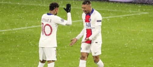 Neymar sur Mbappé : 'Je lui dois mon bonheur au PSG' (©IconSport)