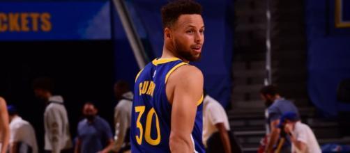NBA : Stephen Curry meilleur marqueur de l'Histoire des Golden State Warriors (vidéo)