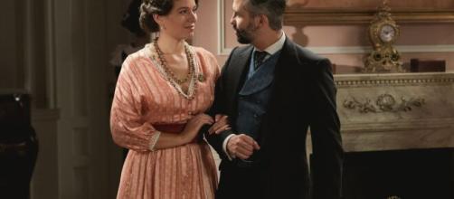 Una Vita, spoiler al 25 aprile: Felipe farà la proposta di matrimonio alla Salmeron