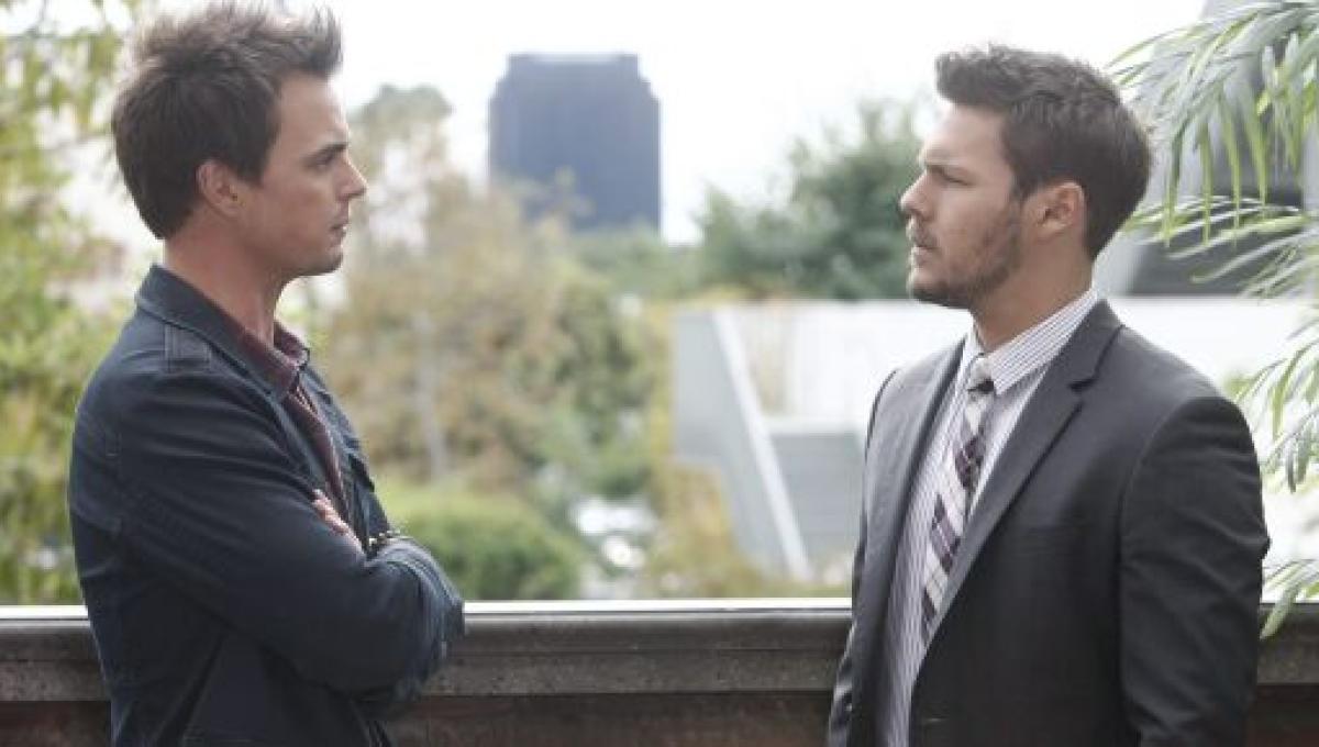 Beautiful, spoiler al 24 aprile: Wyatt chiede a Liam spiegazioni sul bacio dato a Steffy