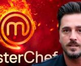 David Bustamante flamante nuevo concursante de MasterChef (@MasterChef_es)