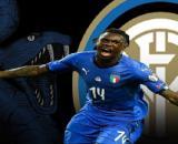 Inter, per l'attacco piace Kean.