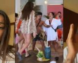 Les Vacances des Anges 4 : Rania revient sur son clash avec Sarah Fraisou et balance sur la violence d'Ahmed.