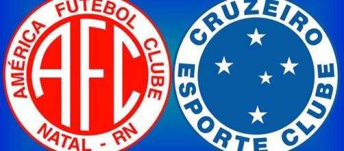 América RN x Cruzeiro será em Natal (Arte/Eduardo Gouvea)