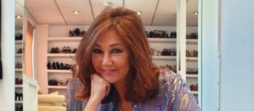 Ana Rosa Quintana ha reprochado que Sánchez ha hecho anuncios justo en el inicio de la campaña de Madrid (Instagram @anarosaquintana)