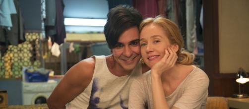 André Gonçalves e Camila Morgado integraram elenco da série (Divulgação)