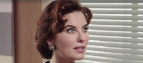 Il Paradiso delle signore, puntata 21 aprile: Adelaide chiederà un favore a Gabriella.