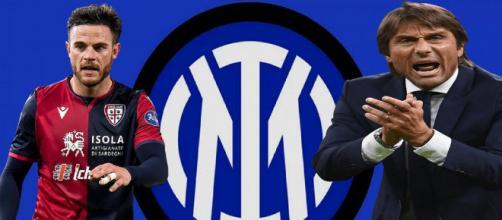 Inter, a Conte piace Nandez del Cagliari.