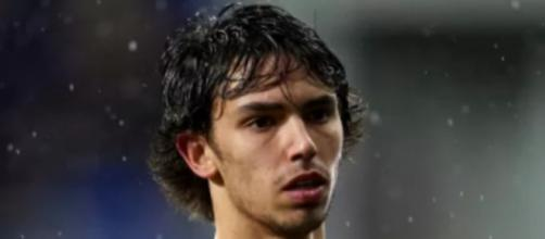 Joao Felix, punta dell'Atletico Madrid.