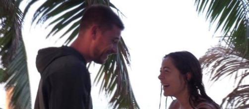 La complicidad entre Tom y Melissa va a más (@supervivientes)