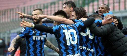 Le probabili formazioni di Napoli-Inter.