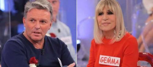 U&D, l'ex dama Valentina D: 'Quando Maurizio ha baciato Gemma sono rimasta disgustata'.