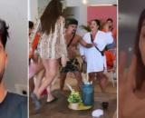 Les Vacances des Anges 4 : Ahmed accusé de violence par Rania et Angèle, enfin l'ex-fiancé de Sarah Fraisou se défend.