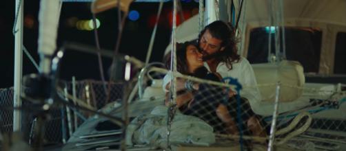 DayDreamer, episodio 19 aprile: Can e Sanem dicono agli Aydin che sono tornati insieme.
