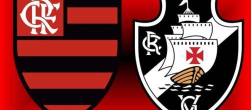 Flamengo x Vasco será no Maracanã (Arte/Eduardo Gouvea)