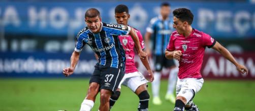 Grêmio deve ir ao mercado para novas contratações (Lucas Uebel/Grêmio)