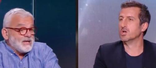 Johan Micoud veut rencontrer Deschamps pour en savoir plus sur Benzema. (capture d'écran L'Équipe)