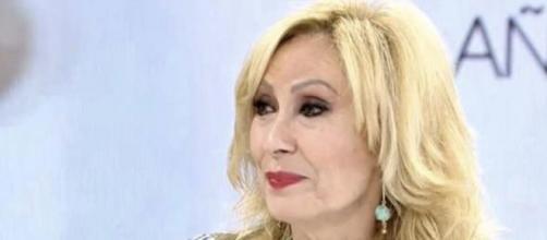 Rosa Benito muy molesta con Rocío Carrasco. (Imagen: @yaesmediodiatv)