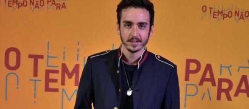 Wagner Santisteban faz 38 anos (Reprodução/TV Globo)