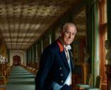 El príncipe Felipe no se vistió de guardia de palacio para hacerle una broma a la reina Isabel II (Ralph Heimans/Palacio de Buckingham)