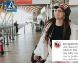 Tras un mes de relación, Zayra Gutiérrez decide mudarse a Londres para vivir junto a su nuevo novio (Instagram: @zayragutierrezd)