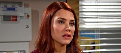 Beautiful, Katie dice a Ridge e Steffy che a Sally è stata diagnosticata una malattia terminale.