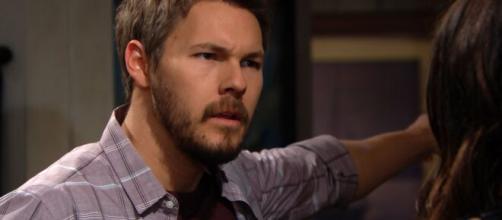 Beautiful, trame Usa: Liam vuole dire a Hope che ha investito Vinny, Eric e Quinn in crisi.