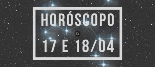 Horóscopo dos signos para 17 e 18 de abril. (Arquivo Blasting News)