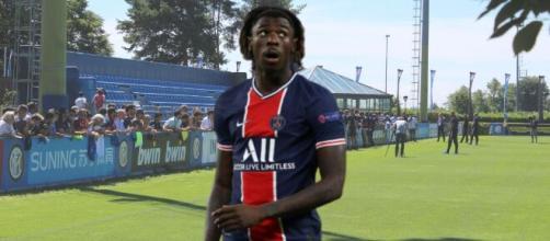 Moise Kean, il possibile quarto uomo in attacco dell'Inter