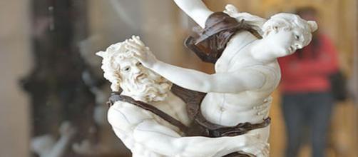 Simon Troger's Rape of Proserpina (Image source: Wolfgang Moroder/Wikipedia Commons)