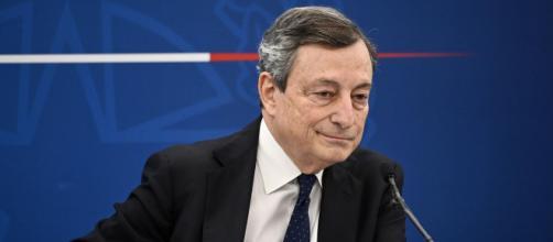 Zone gialle dal 26 aprile, Draghi: 'un rischio che può trasformarsi in opportunità'.