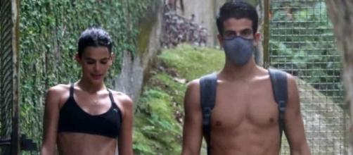 Bruna Marquezine assume namoro com Enzo Celulari (Arquivo Blasting News)