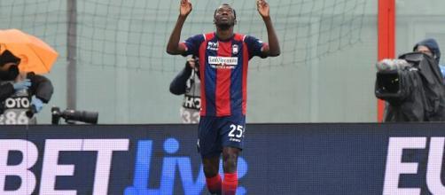 Contro l'Udinese non basta Simy per il Crotone: finisce 1-2.