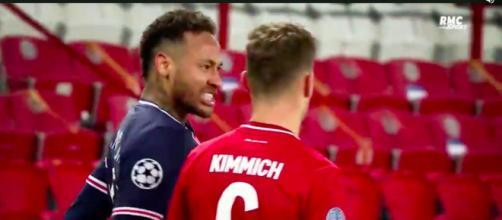 Les images inédites de PSG / Bayern - Photo capture d'écran vidéo