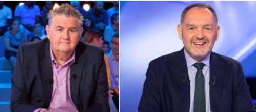 Stéphane Guy et Pierre Ménès bientôt sur RMC ? - Photo capture d'écran Instagram et Twitter