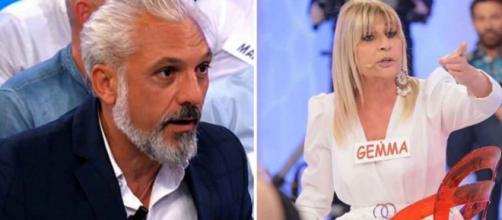 Uomini e Donne, Rocco Fredella: 'Gemma cerca un amore che non esiste, io uscito devastato'.