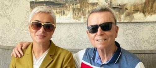 Ana María Aldón y José Ortega Cano (Instagram: @anamariaaldon)