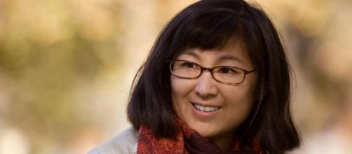 Architect, sculptor Maya Lin's latest effort comes into view as a mighty attention-getter (Image source: WBUR/Flickr)