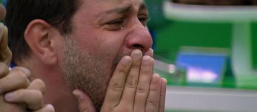 Caio deve ser o eliminado no 'BBB21', diz enquete UOL (Reprodução/TV Globo)