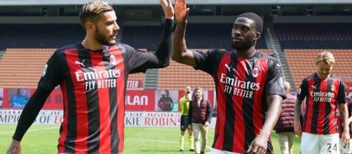 Il Milan batte il Genoa 2 -1 e sfata la maledizione di San Siro - foto di: acmilan.com