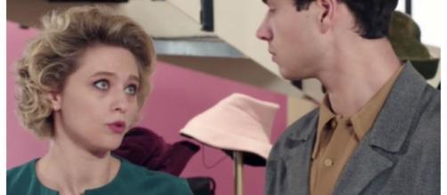 Il Paradiso, trama martedì 20-04: Irene prende le distanze da Rocco dopo il bacio.