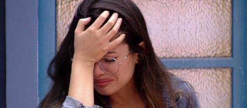 Juliette teme ser cancelada do BBB21 após brincadeira com Arthur. (Reprodução/TV Globo)